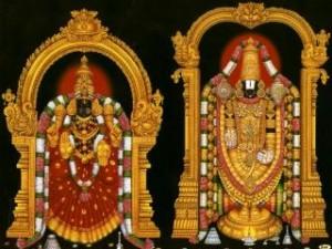 Tirupati-Thayar-Balaji