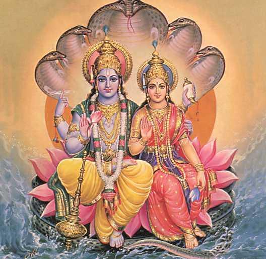 vishnu-lakshmi-photo