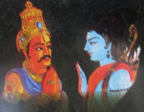 vibishana_saranagathi