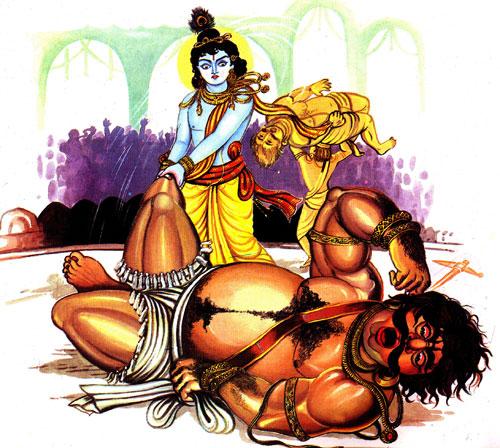 krishna-wrestlers