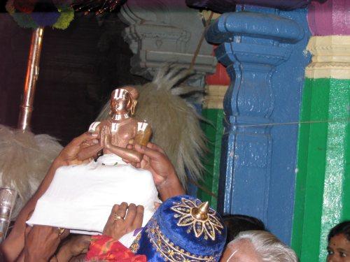 Nammazhwar-srirangam
