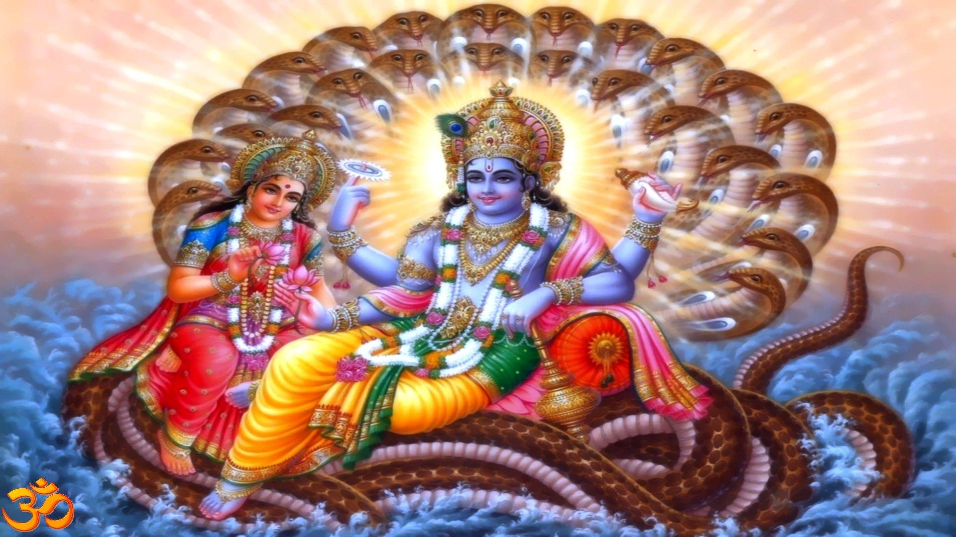 vishnu-lakshmi