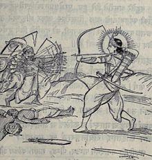 krishna-banasura
