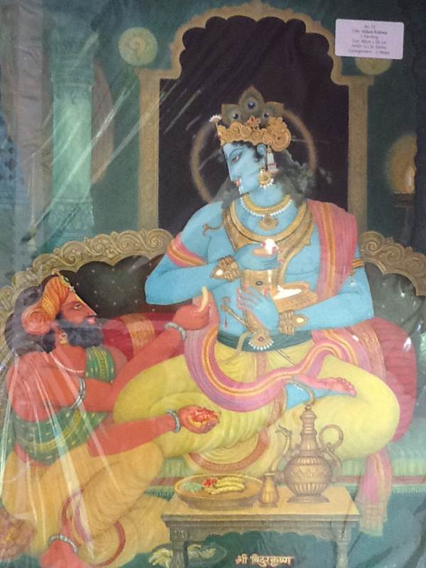 krishna-vidhura