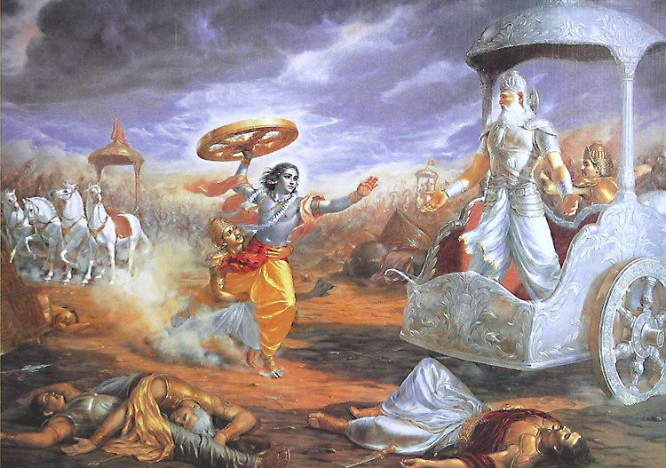 krishna-bhishma