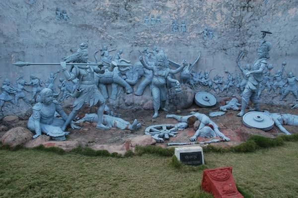 agnigarh-hill-statue