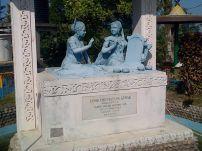 usha-chitralekha-statue-in-agnigarh