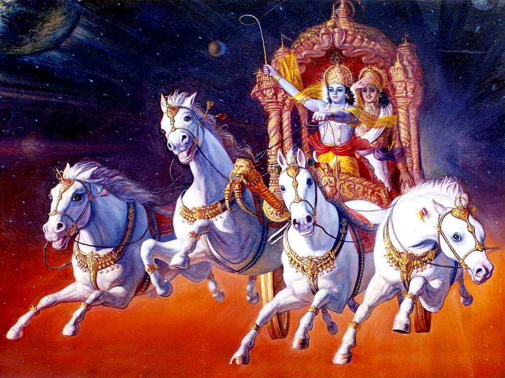 krishna-arjuna-chariot