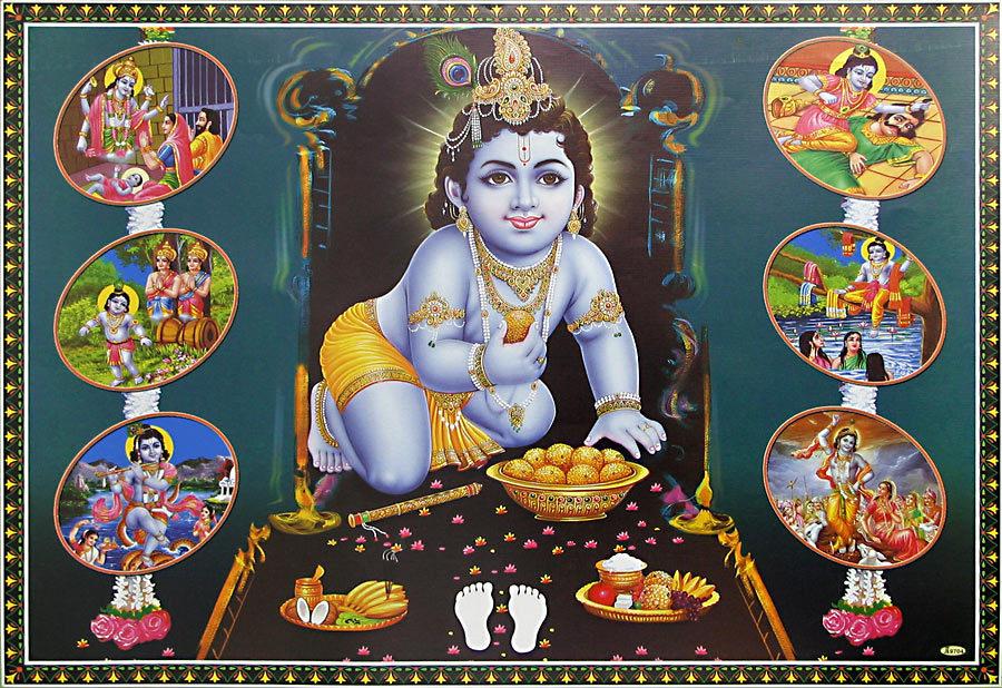 krishna-leela